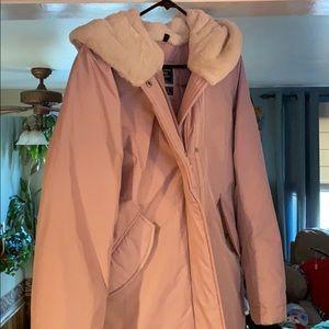 Abercrombie and finch ladies coat